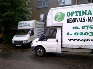 Removals in Putney - London